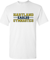 HHS Gymnastics Team Tee