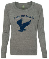 Hartland Eco Jersey Slouchy Pullover