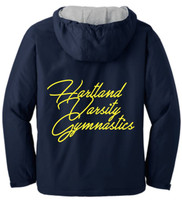 HHS Gymnastics Hooded Jacket