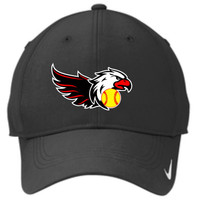 LHS Softball Logo Nike Hat