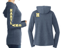 HAYAA Ladies Hooded Tee