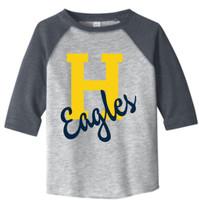 HAYAA Toddler Baseball Jersey
