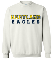 Hartland Unisex Crew Neck Sweatshirt