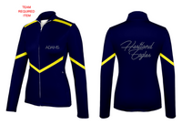HHS Gymnastics Team Jacket