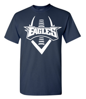 Eagles Football Tailgate Tee