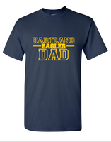 Hartland Eagles Dad Tee