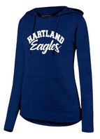 Hartland Eagles Women's Tonal Hoodie