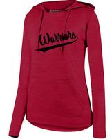 Warrior Women's Tonal Hoodie