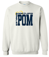 Hartland Pom Crew Neck Sweatshirt