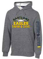 HHS Swim & Dive Hooded Sweatshirt
