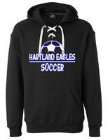 HHS Soccer Lace Hoodie