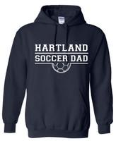 HHS Soccer Dad Hoodie