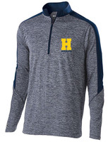 HHS Swim & Dive Unisex Electrify 1/2 Zip