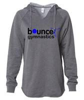 Team Bounce Wave Wash Hoodie