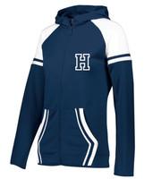 HHS Pom Varsity Jacket
