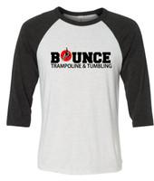 Bounce T & T Raglan Tee