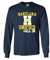 Hartland Unified Long Sleeve Tee
