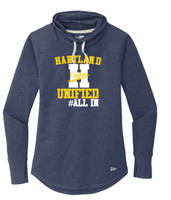 Hartland Unified Cowl Neck Tee