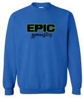 Epic Gymnastics Crew Neck Sweatshirt
