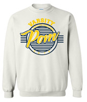 HHS Varsity Pom 5, 6, 7, 8 Crewneck Sweatshirt