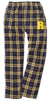 Round Elementary PJ Pants