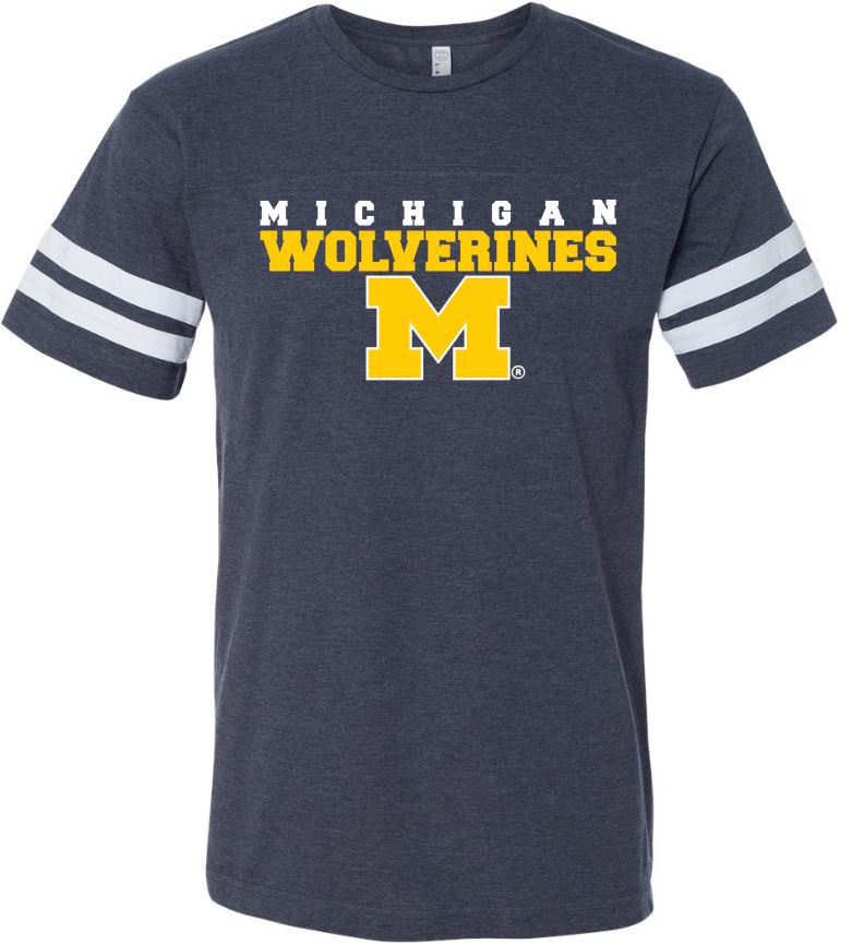 michigan wolverines jersey