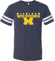 Michigan Wolverines Football Jersey