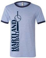 Hartland Baseball Ringer Tee