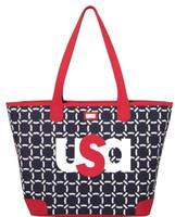 USA Tote Bag by Ame & LuLu