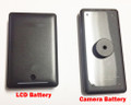 LCD and Camera Extended Batteries (LCD 5hrs and Camera 5hrs)
