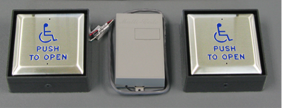 Wireless Conversion Kit For Automatic Door Openers Careprodx