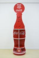 A larger than life 180 degree Bottle FSU 560mm W x 360mm D x 2300mm H