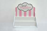 Sweets Counter Display 511mm W x 317mm D x 583mm H
