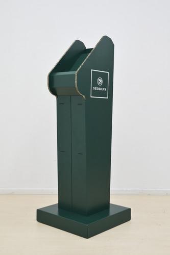 Podium Display Unit 472mm (w) x 472mm (d) x 1159mm (h)