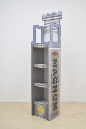 4 Tier narrow FSU 360mm (w) x 320mm (d) x 1700mm (h)