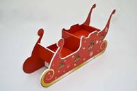X026 Santa's Sleigh - Cut file
