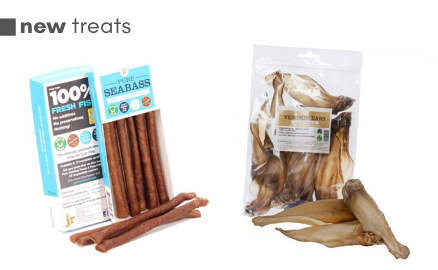 Raw Dog Food Treats