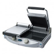 Unox XPO20P - Spido Cook Glass Ceramic Contact Grill. Weekly Rental $17.00