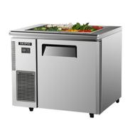 Skipio SSR9-1. Single Door Salad Refrigerated Side Prep Table. Weekly Rental $23.00