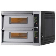 Moretti IDD.72.72 Double Deck Electric Pizza Oven With Stone Floor. Weekly Rental $69.00