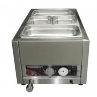 Woodson W.BMS11 Benchtop Bain Marie. Weekly Rental $6.00