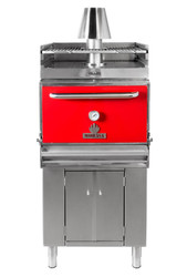 MIBRASA - HMB-AB-SB-75-RED. Charcoal Oven. Weekly Rental $223.00