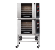 Turbofan E31D4/2 - Half Size Tray Digital Electric Convection Ovens Double Stacked . Weekly Rental $75.00