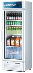 SKIPIO SGM-14 Premium Display Chiller Single Door. Weekly Rental $22.00