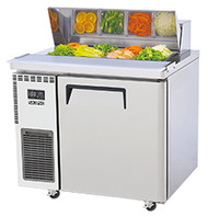 SKIPIO SHR9-1 Salad Prep Table 1 Door Hood Lid. Weekly Rental $33.00