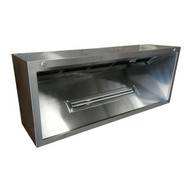 SH Series Exhaust Canopy 1300x1000. Weekly Rental $17.00