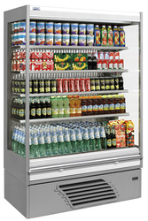 Bonnet Névé Offlip 2. Open Refrigerated Display Case. Weekly Rental $78.00