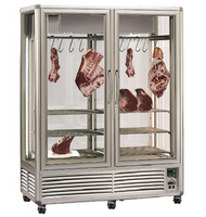 Tecfrigo Meat 1150.  Dry Aged Meat showcase. Weekly Rental $103.00