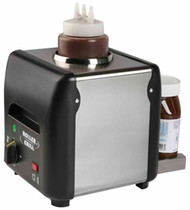 ROLLER GRILL WARM IT W1 Single Sauce and Chocolate Warmer. Weekly Rental $6.00