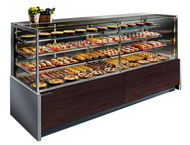 Criocabin Elisir 200/1250. Refrigerated Display Cabinet. Weekly Rental $138.00
